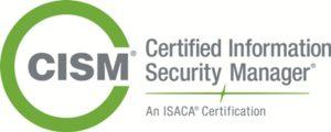 Certifications ISACA - cism