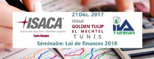 Présentation de la Loi Finances 2018 @ Hôtel Golden Tulip EL MECHTEL